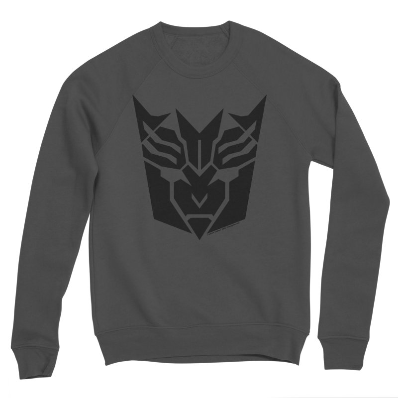 Mysterious Robot Faction Men's Sweatshirt by The Transypoo Tee Shirt Shop!