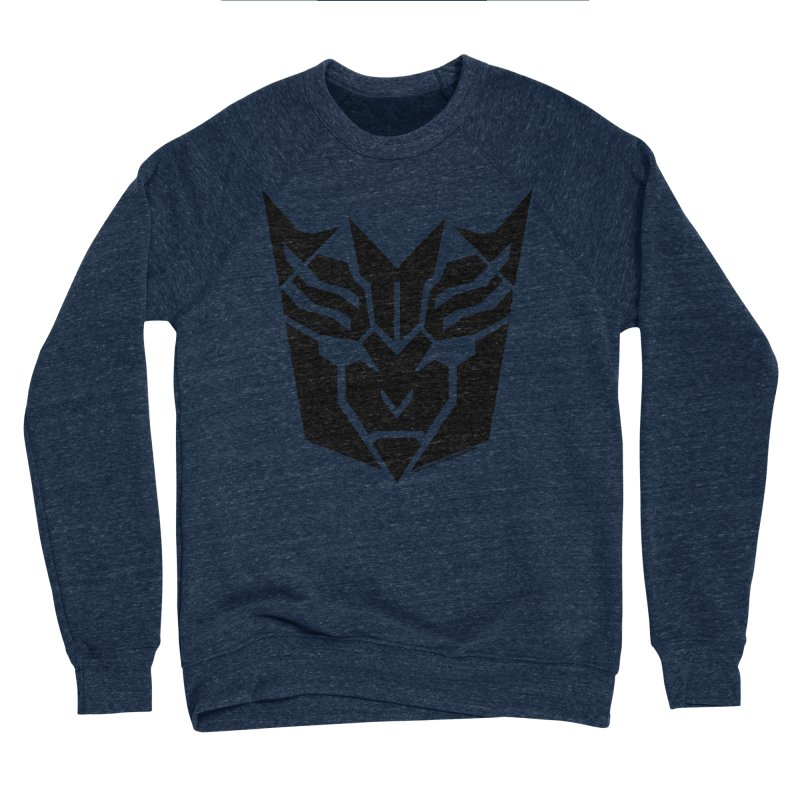 Mysterious Robot Faction Men's Sponge Fleece Sweatshirt by The Transypoo Tee Shirt Shop!