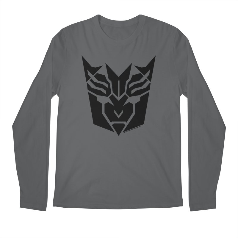 Mysterious Robot Faction Men's Longsleeve T-Shirt by The Transypoo Tee Shirt Shop!