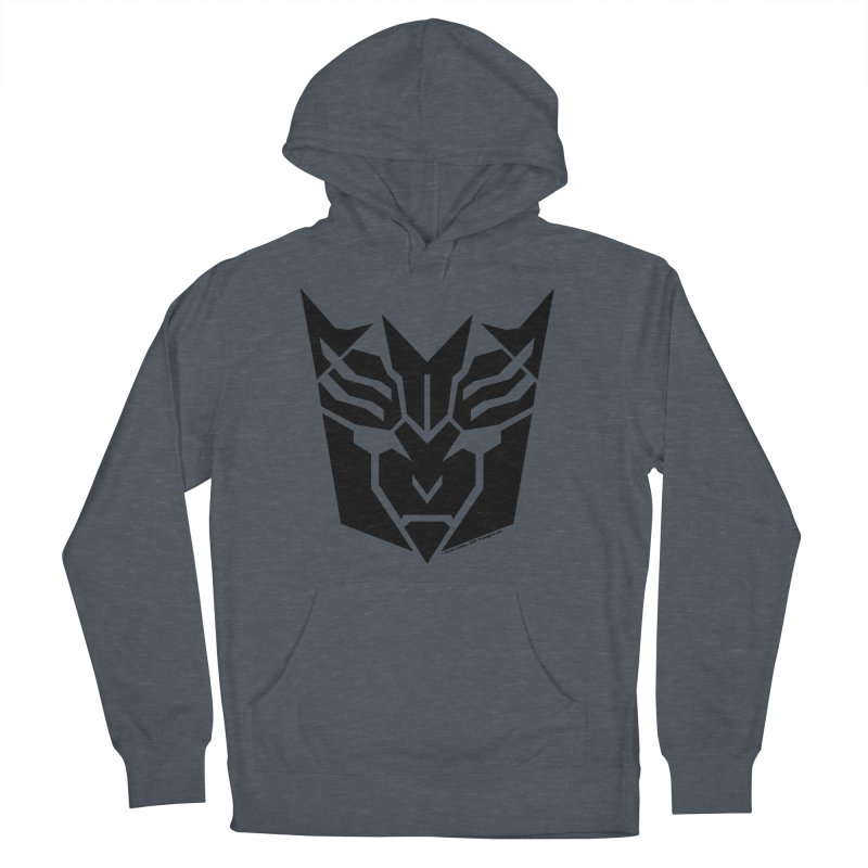 Mysterious Robot Faction Women's French Terry Pullover Hoody by The Transypoo Tee Shirt Shop!