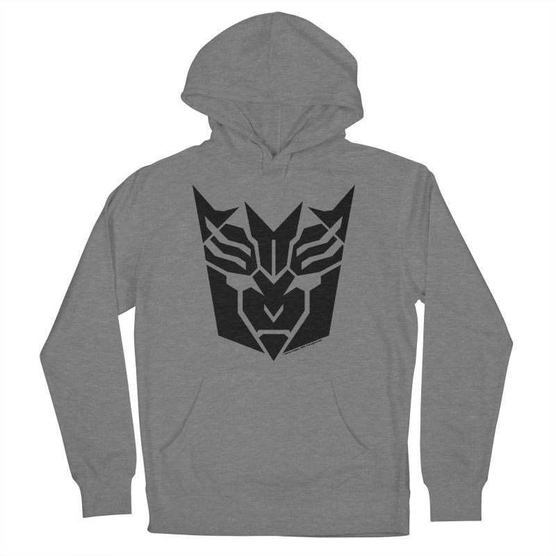 Mysterious Robot Faction Men's French Terry Pullover Hoody by The Transypoo Tee Shirt Shop!