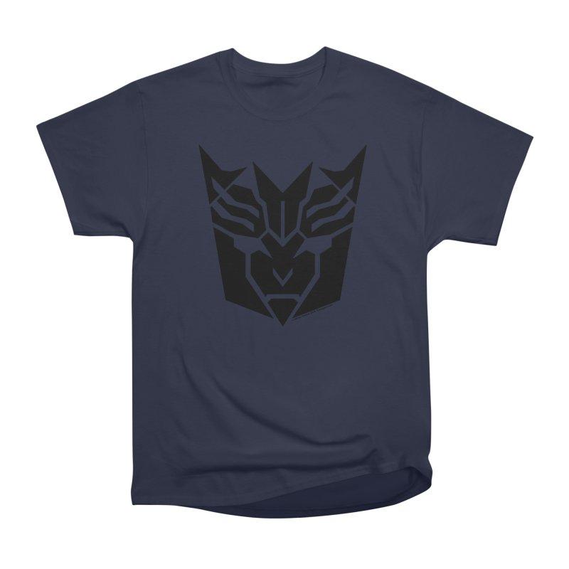 Mysterious Robot Faction Men's Heavyweight T-Shirt by The Transypoo Tee Shirt Shop!