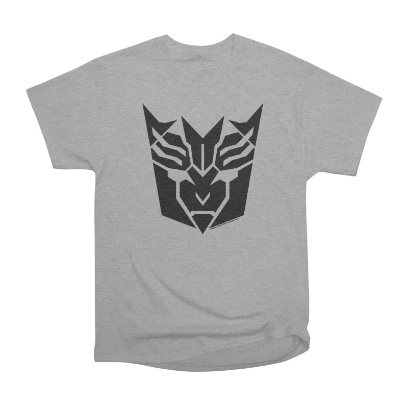 Mysterious Robot Faction Men's Heavyweight T-Shirt by The Transypoo Tee Shirt Shop!