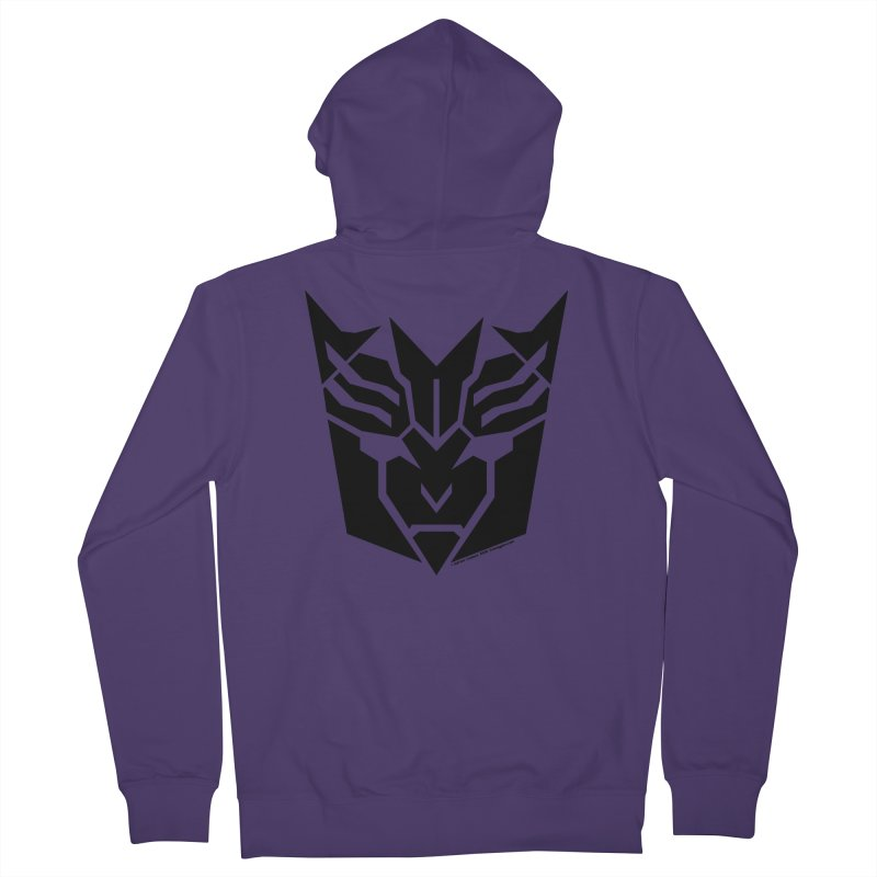 Mysterious Robot Faction Women's French Terry Zip-Up Hoody by The Transypoo Tee Shirt Shop!