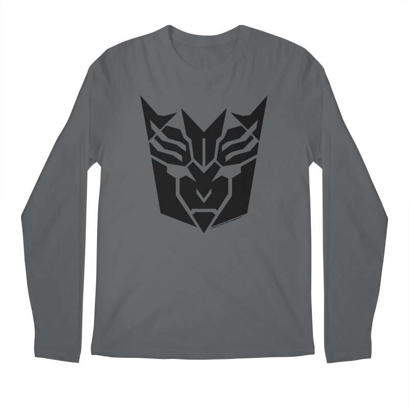 Mysterious Robot Faction Men's Longsleeve T-Shirt by The Transypoo Tee Shirt Shop!