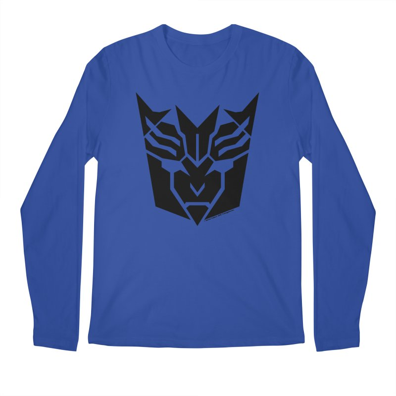 Mysterious Robot Faction Men's Regular Longsleeve T-Shirt by The Transypoo Tee Shirt Shop!