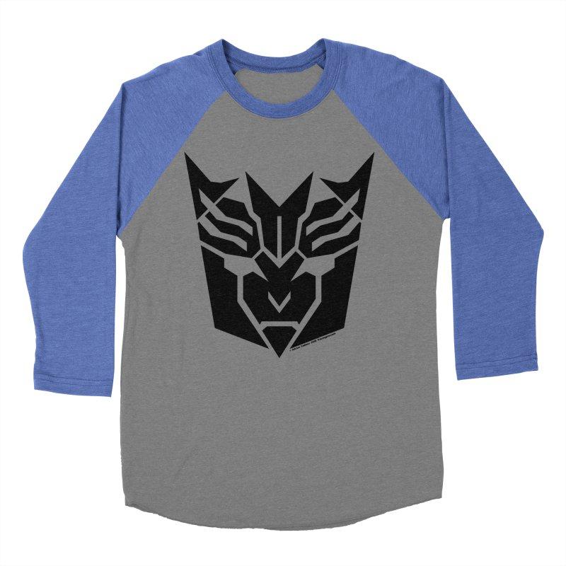 Mysterious Robot Faction Men's Baseball Triblend Longsleeve T-Shirt by The Transypoo Tee Shirt Shop!