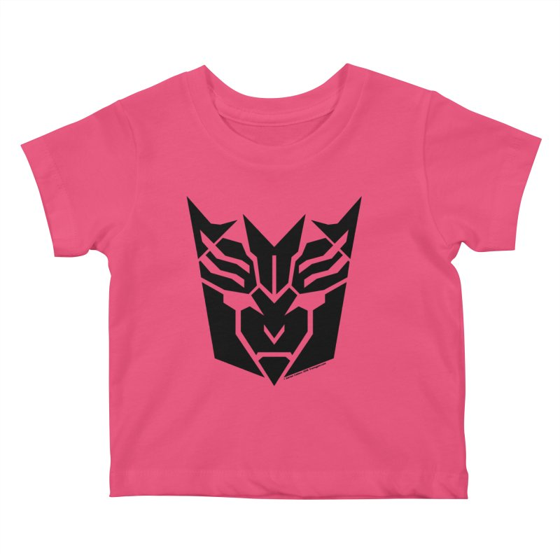 Mysterious Robot Faction Kids Baby T-Shirt by The Transypoo Tee Shirt Shop!