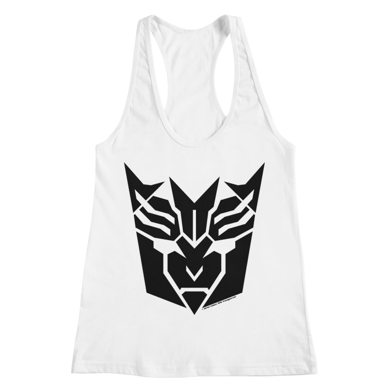 Mysterious Robot Faction Women's Tank by The Transypoo Tee Shirt Shop!