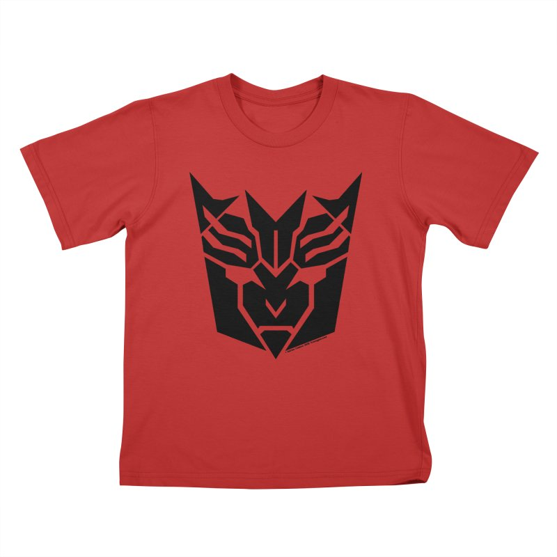 Mysterious Robot Faction Kids T-Shirt by The Transypoo Tee Shirt Shop!