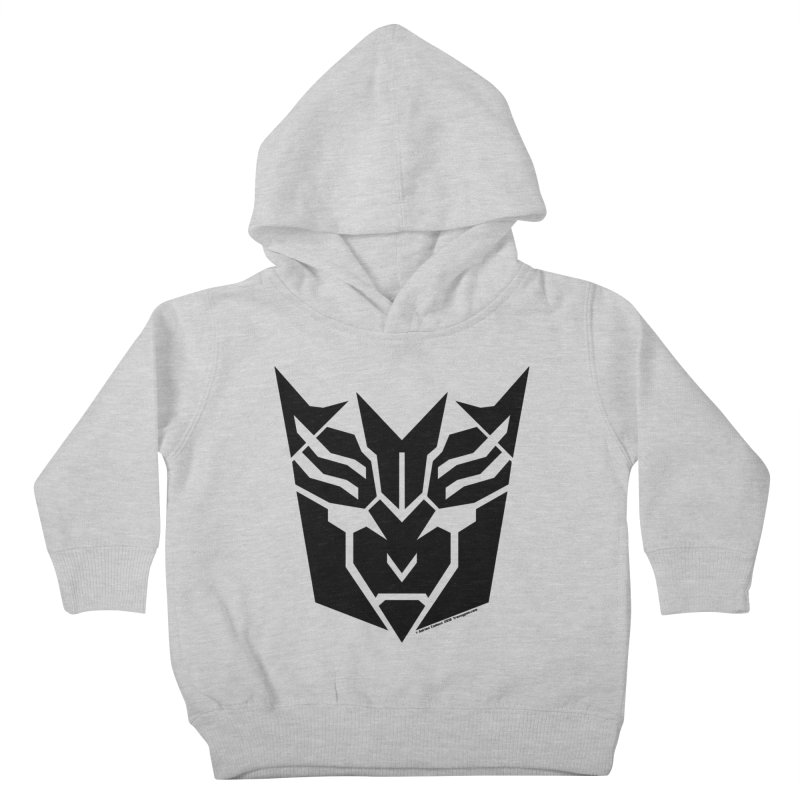 Mysterious Robot Faction Kids Toddler Pullover Hoody by The Transypoo Tee Shirt Shop!