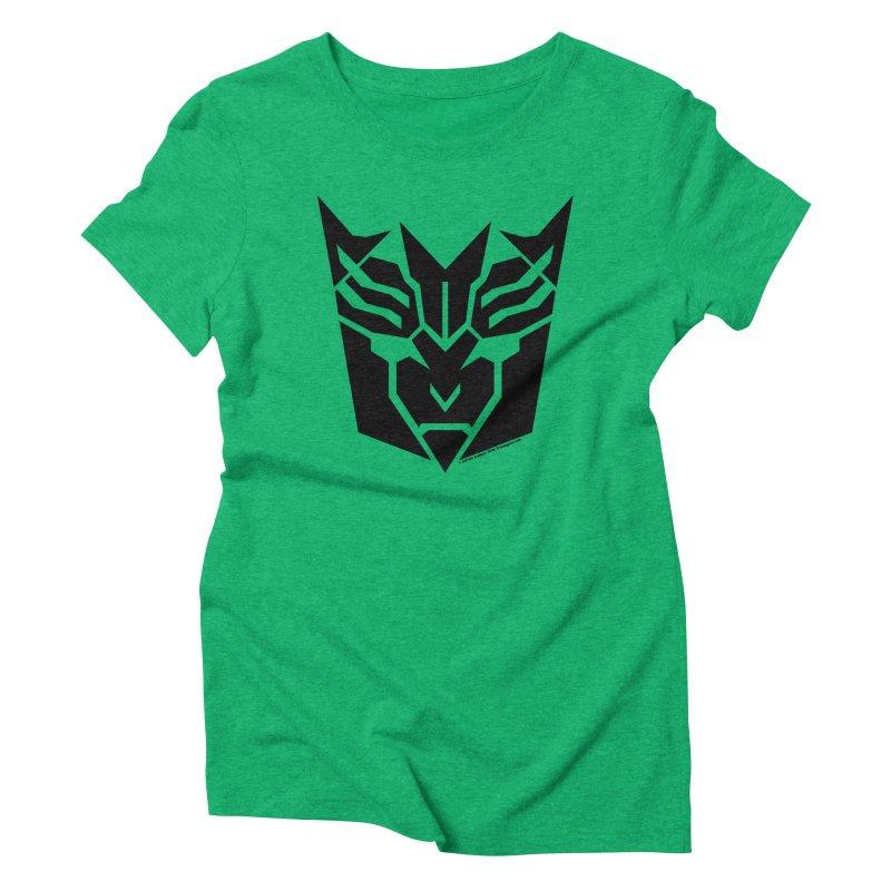 Mysterious Robot Faction Women's Triblend T-Shirt by The Transypoo Tee Shirt Shop!