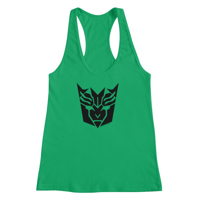 Mysterious Robot Faction Women's Racerback Tank by The Transypoo Tee Shirt Shop!
