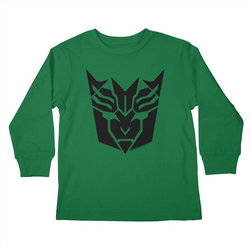 Mysterious Robot Faction Kids Longsleeve T-Shirt by The Transypoo Tee Shirt Shop!
