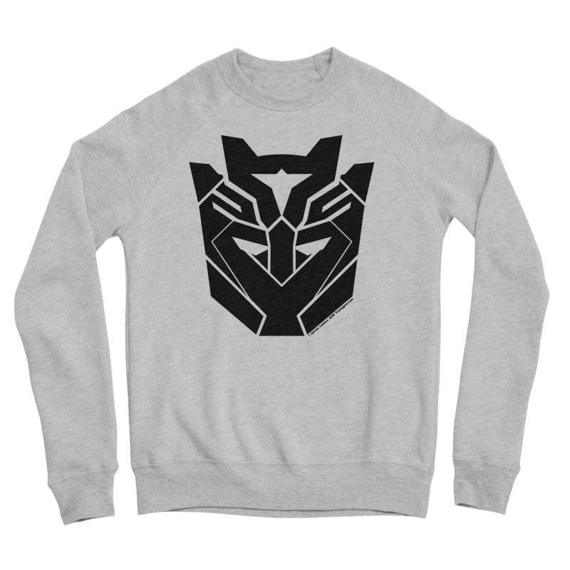 Silenced Robot Faction Women's Sponge Fleece Sweatshirt by The Transypoo Tee Shirt Shop!