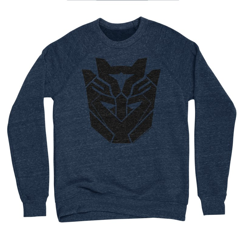 Silenced Robot Faction Men's Sponge Fleece Sweatshirt by The Transypoo Tee Shirt Shop!