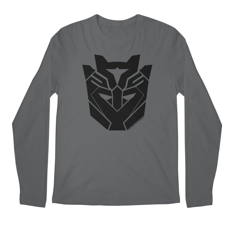 Silenced Robot Faction Men's Longsleeve T-Shirt by The Transypoo Tee Shirt Shop!