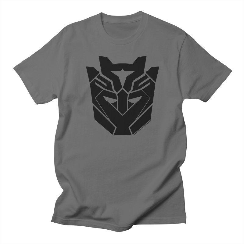 Silenced Robot Faction Men's T-Shirt by The Transypoo Tee Shirt Shop!
