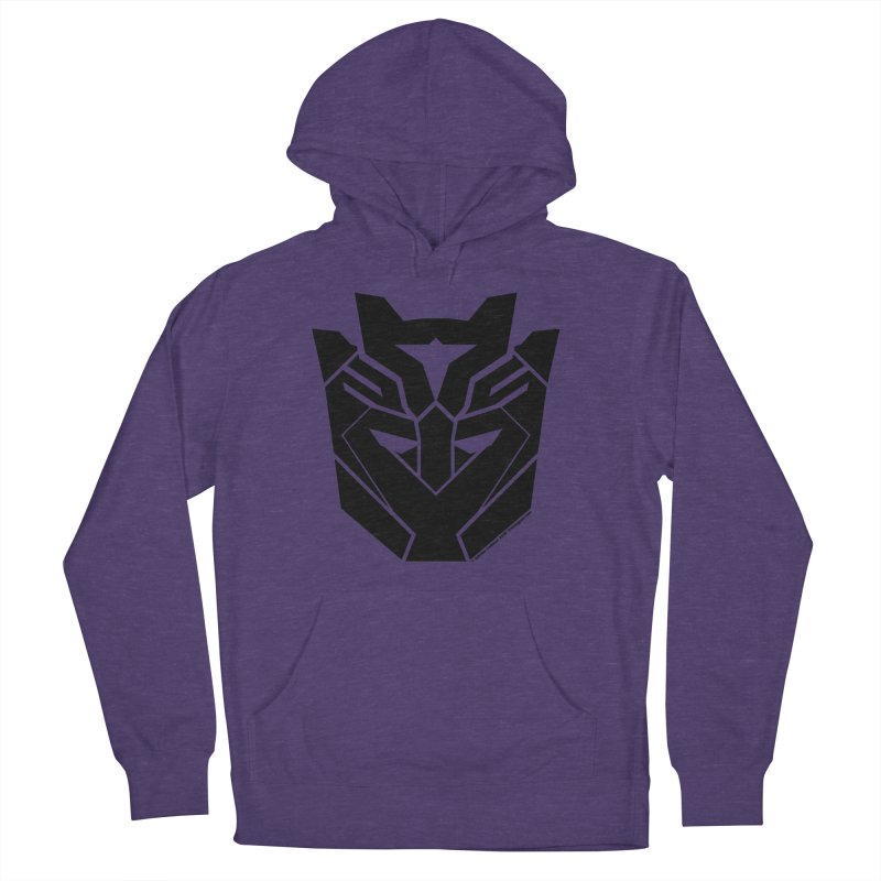 Silenced Robot Faction Women's French Terry Pullover Hoody by The Transypoo Tee Shirt Shop!