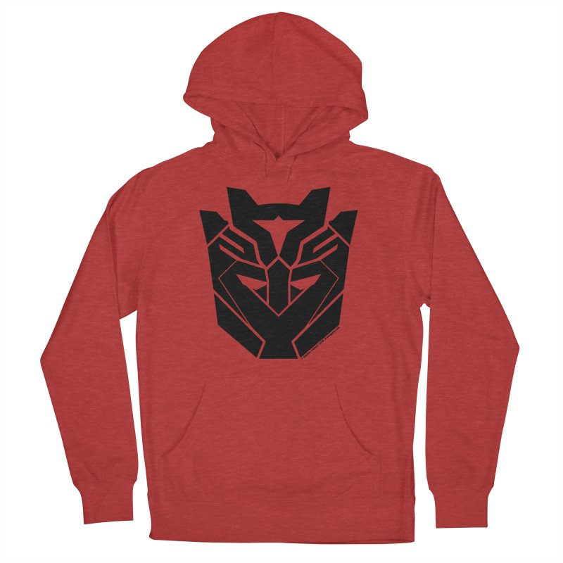 Silenced Robot Faction Men's French Terry Pullover Hoody by The Transypoo Tee Shirt Shop!
