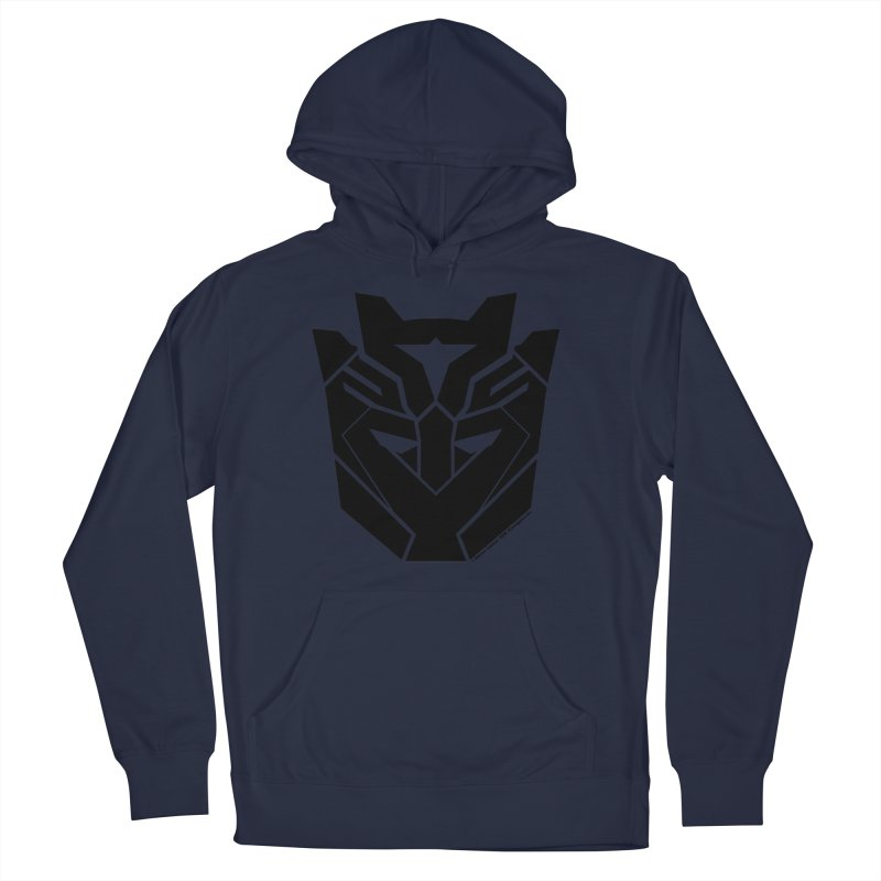 Silenced Robot Faction Men's Pullover Hoody by The Transypoo Tee Shirt Shop!