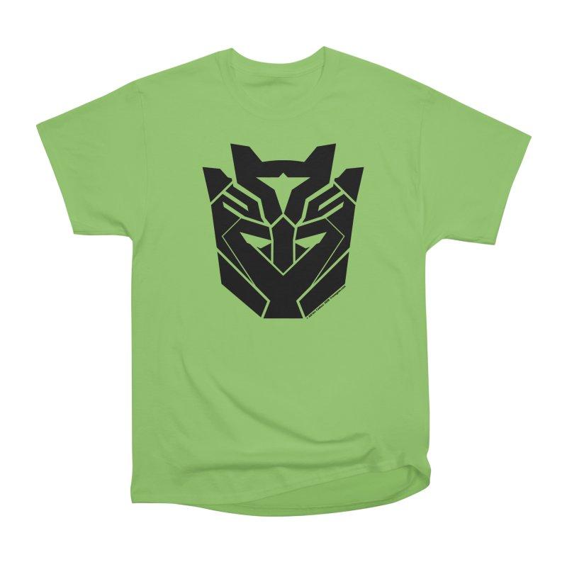 Silenced Robot Faction Women's Heavyweight Unisex T-Shirt by The Transypoo Tee Shirt Shop!
