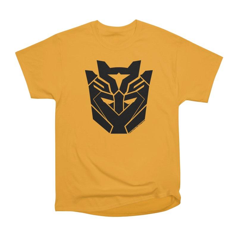 Silenced Robot Faction Men's Heavyweight T-Shirt by The Transypoo Tee Shirt Shop!
