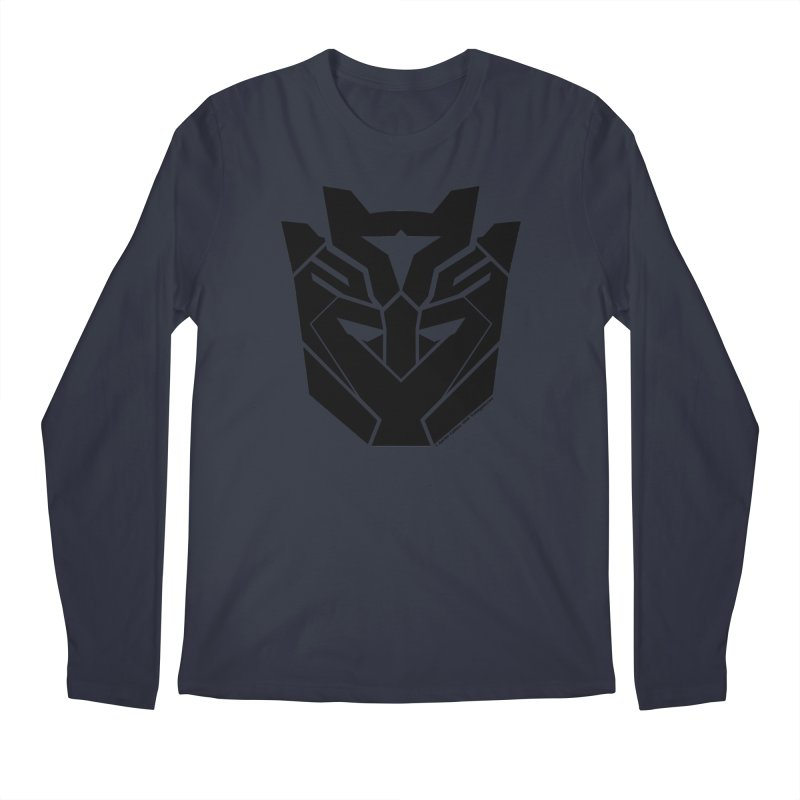 Silenced Robot Faction Men's Regular Longsleeve T-Shirt by The Transypoo Tee Shirt Shop!