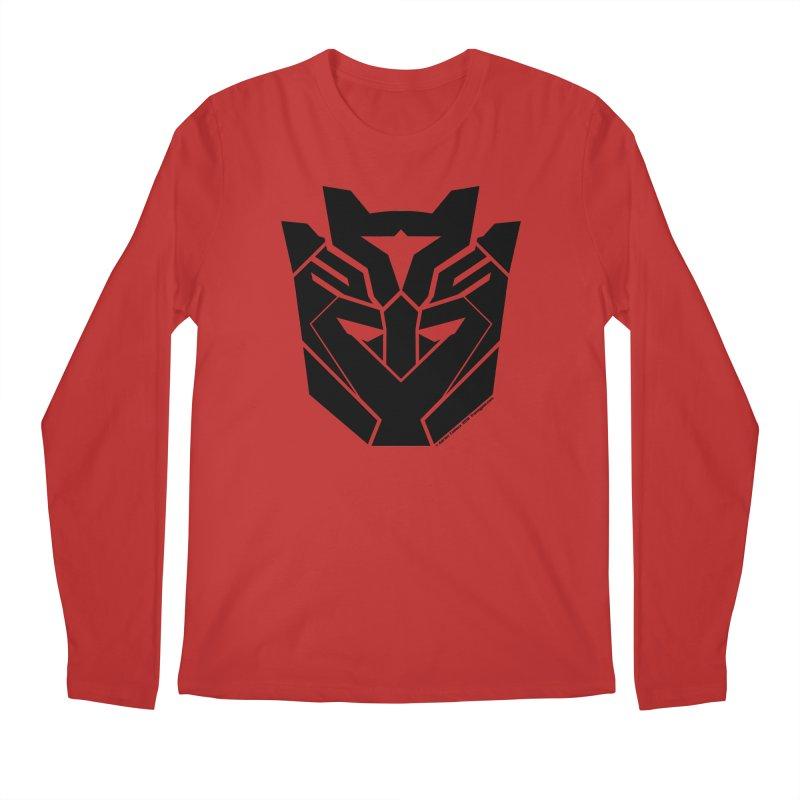 Silenced Robot Faction Men's Regular Longsleeve T-Shirt by The Transypoo Tee Shirt Shop!