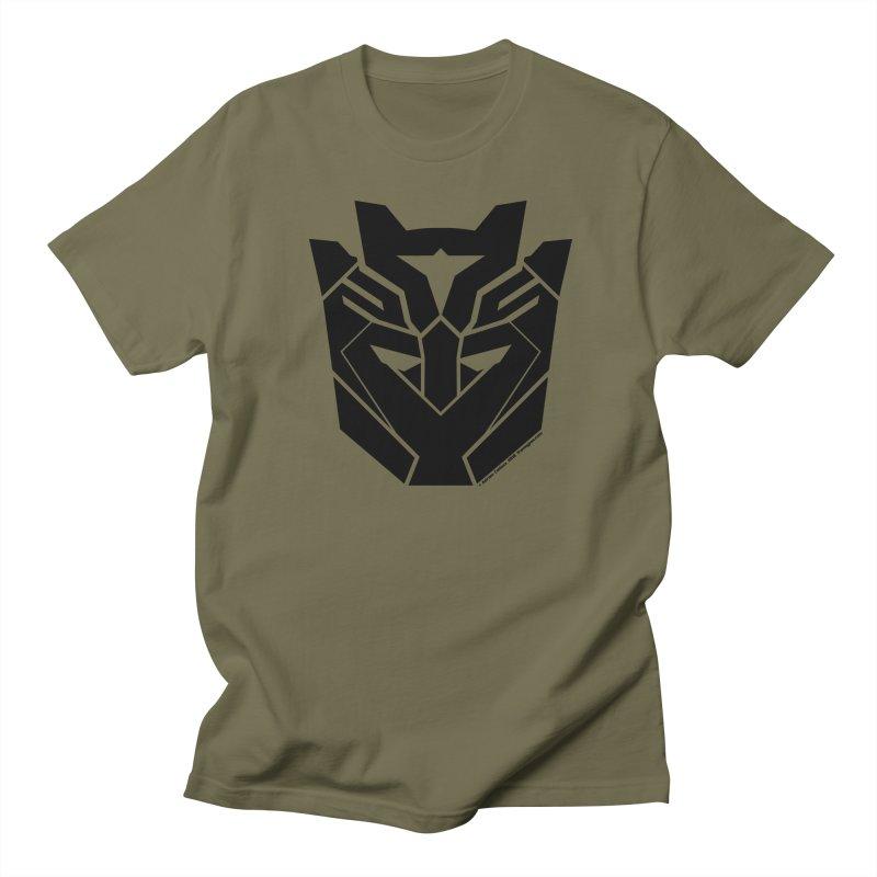 Silenced Robot Faction Men's Regular T-Shirt by The Transypoo Tee Shirt Shop!