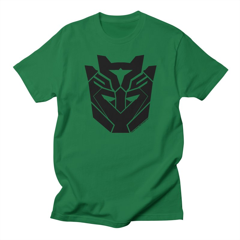 Silenced Robot Faction Women's Regular Unisex T-Shirt by The Transypoo Tee Shirt Shop!