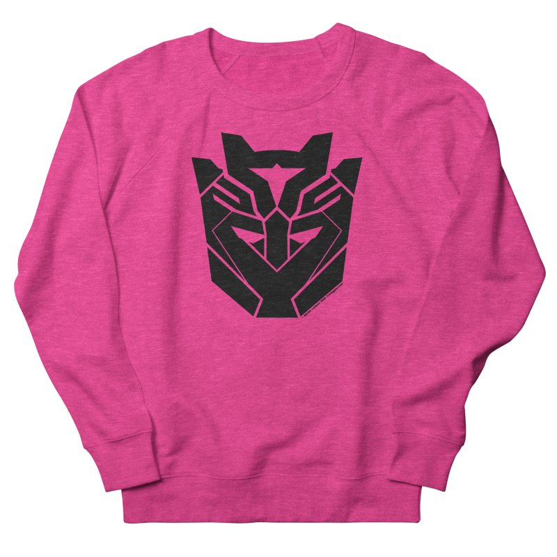 Silenced Robot Faction Women's French Terry Sweatshirt by The Transypoo Tee Shirt Shop!