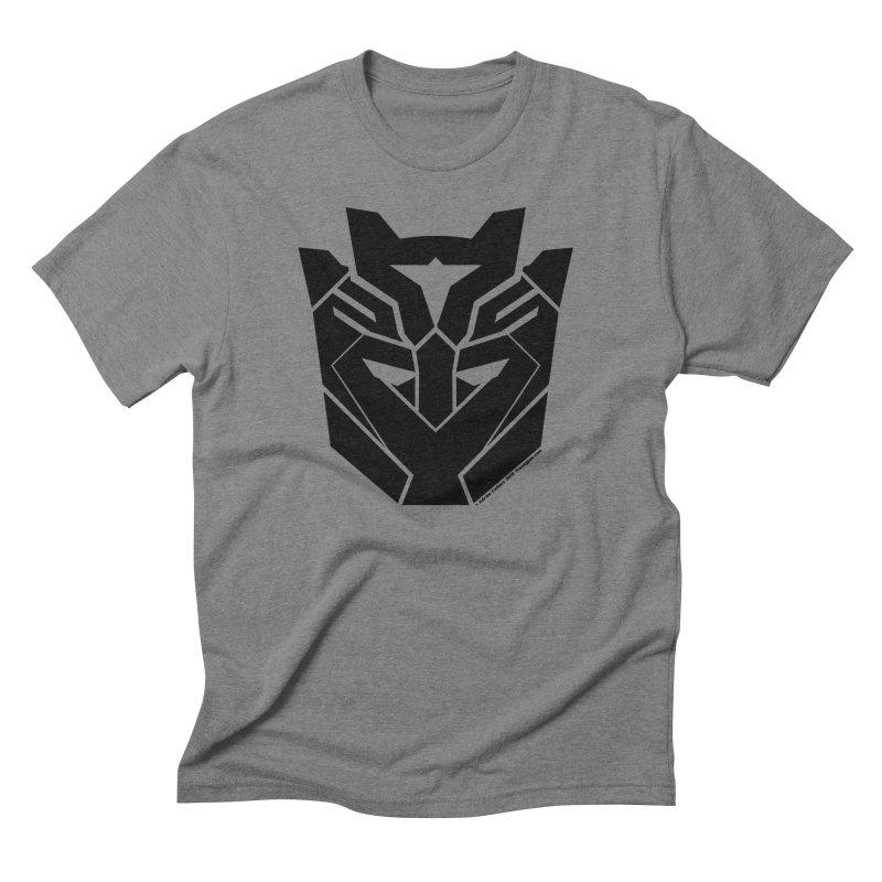 Silenced Robot Faction Men's Triblend T-Shirt by The Transypoo Tee Shirt Shop!