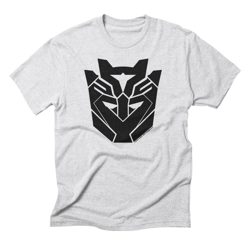 Silenced Robot Faction Men's Triblend T-Shirt by The Transypoo Tee Shirt Shop!