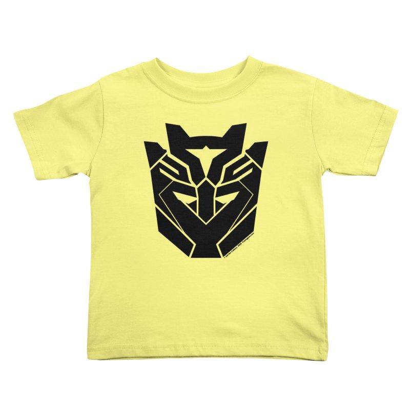 Silenced Robot Faction Kids Toddler T-Shirt by The Transypoo Tee Shirt Shop!