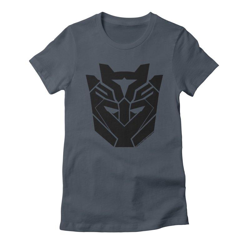 Silenced Robot Faction Women's T-Shirt by The Transypoo Tee Shirt Shop!