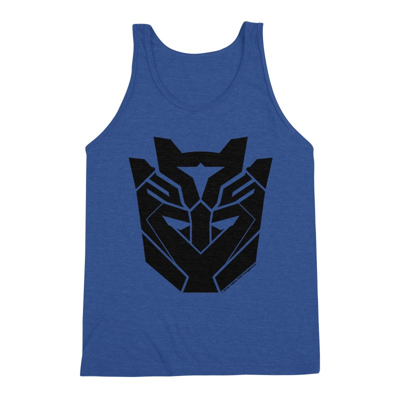 Silenced Robot Faction Men's Tank by The Transypoo Tee Shirt Shop!