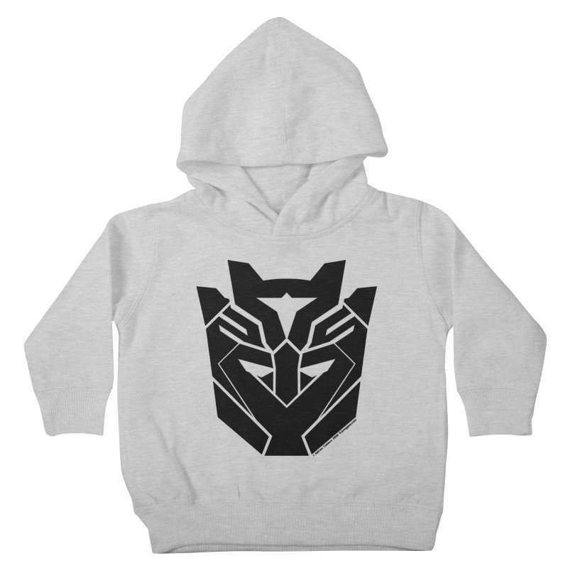 Silenced Robot Faction Kids Toddler Pullover Hoody by The Transypoo Tee Shirt Shop!
