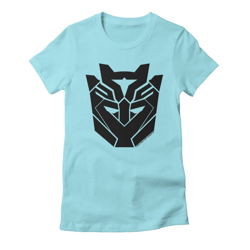 Silenced Robot Faction Women's T-Shirt by The Transypoo Tee Shirt Shop!