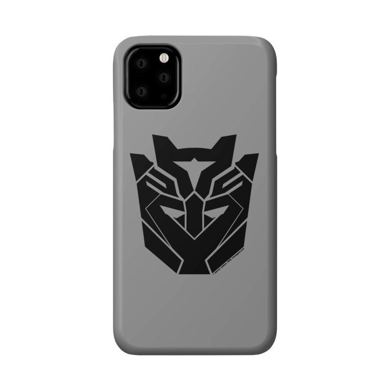 Silenced Robot Faction Accessories Phone Case by The Transypoo Tee Shirt Shop!