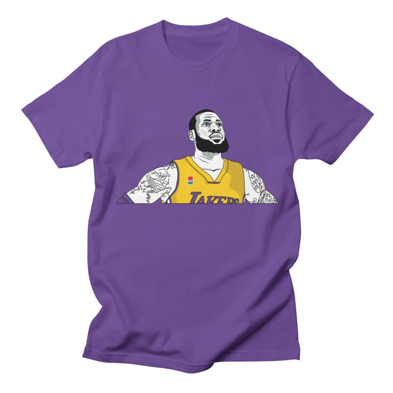 LEBRON Men's T-Shirt by TrapMonkie