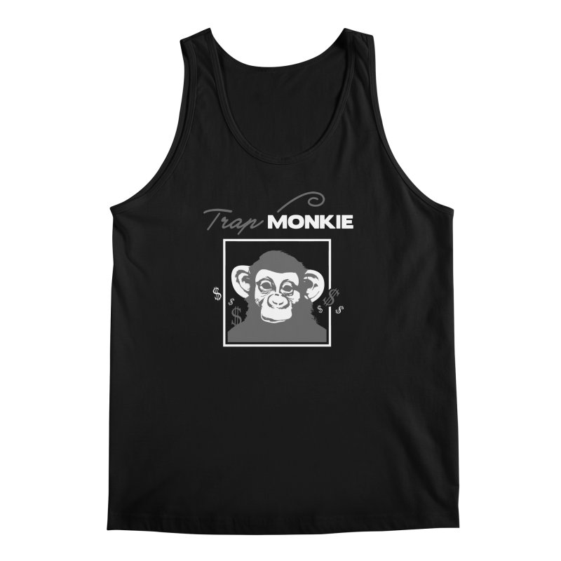 TRAP MONKIE1 Men's Tank by TrapMonkie