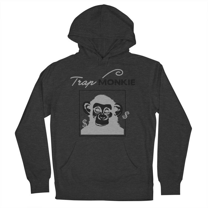 TRAP MONKIE2 Men's Pullover Hoody by TrapMonkie