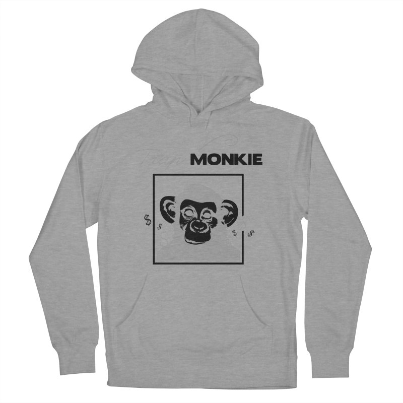 TRAP MONKIE2 Men's Pullover Hoody by TrapMonkie