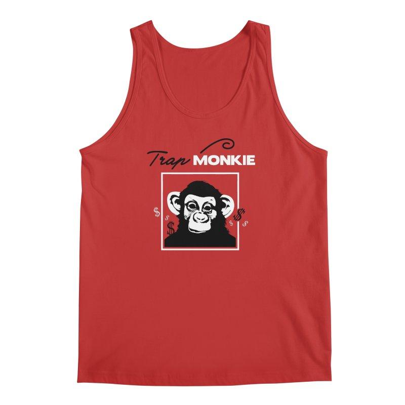 TM1 Men's Tank by TrapMonkie