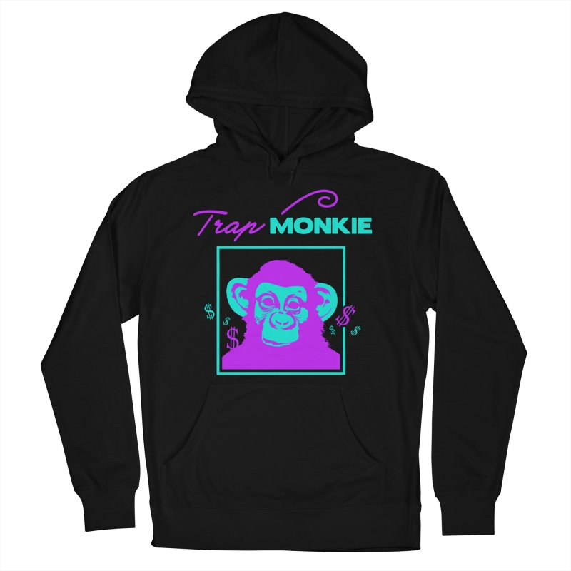 TM2 Men's Pullover Hoody by TrapMonkie