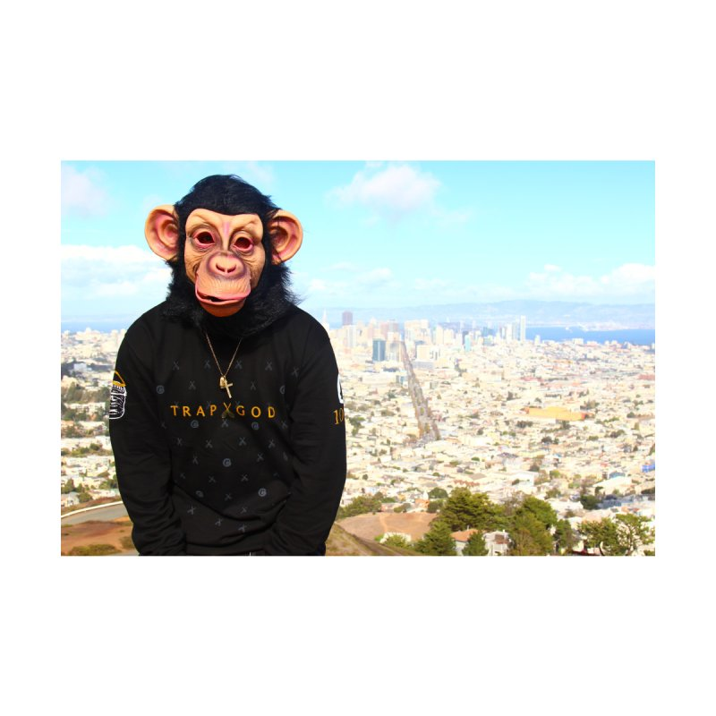 TRAP MONKIE CANVAS by TrapMonkie