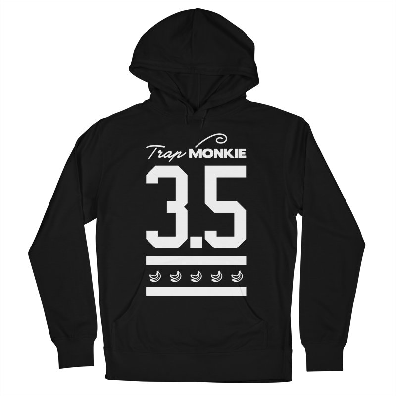 3POINT5 Men's Pullover Hoody by TrapMonkie