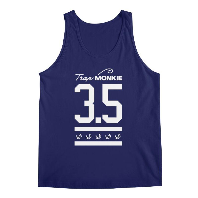 3POINT5 Men's Tank by TrapMonkie