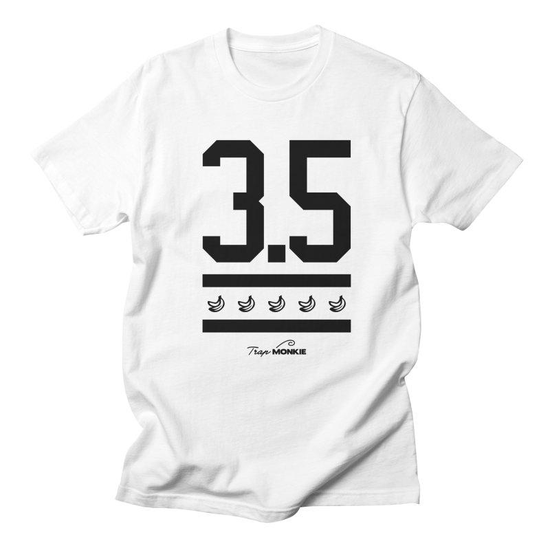 3POINT5 Men's T-shirt by TrapMonkie